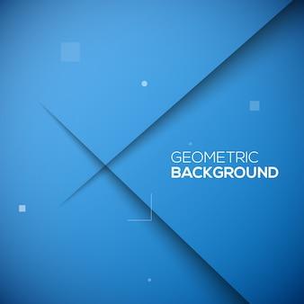 Abstrakcjonistycznego 3d tła błękitny kolor