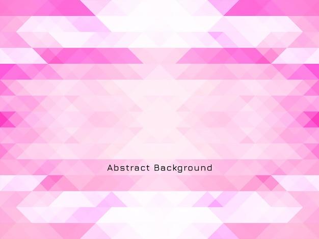 Abstrakcjonistycznego mozaika wzoru elegancki tło