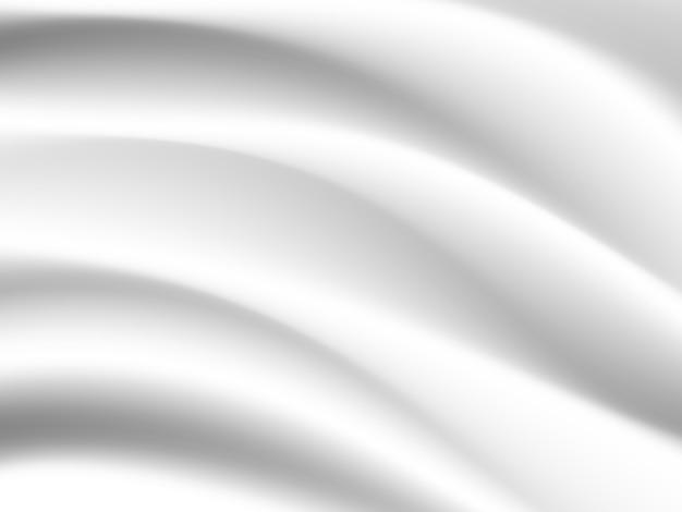 Abstrakcjonistycznego tła wektorowy biały i szary brzmienie