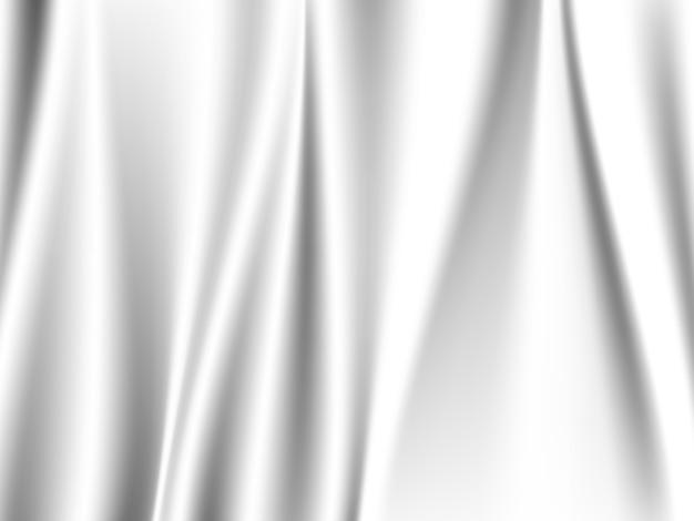 Abstrakcjonistyczny biały sukienny plamy tło