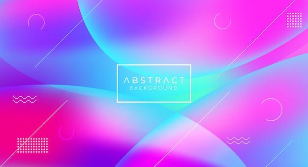 Abstrakcjonistyczny ciekły nowożytny tło