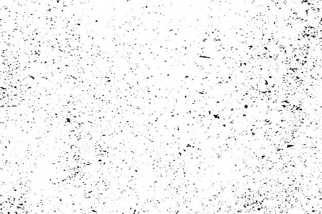 Abstrakcjonistyczny czarny i biały grunge powierzchni tekstury tło