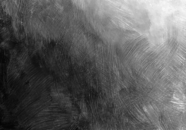 Abstrakcjonistyczny czarny i szary tekstury tło
