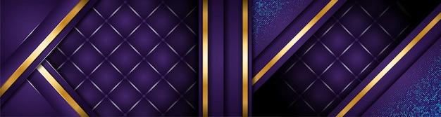 Abstrakcjonistyczny dynamiczny 3d styl geometryczny tło szablon