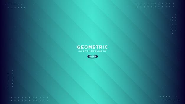 Abstrakcjonistyczny dynamiczny kształta błękita tło. z brokatowymi zadrapaniami efekt graficzny element