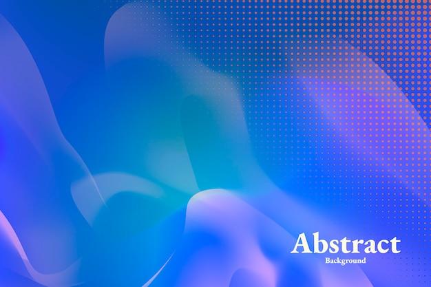 Abstrakcjonistyczny falisty tło