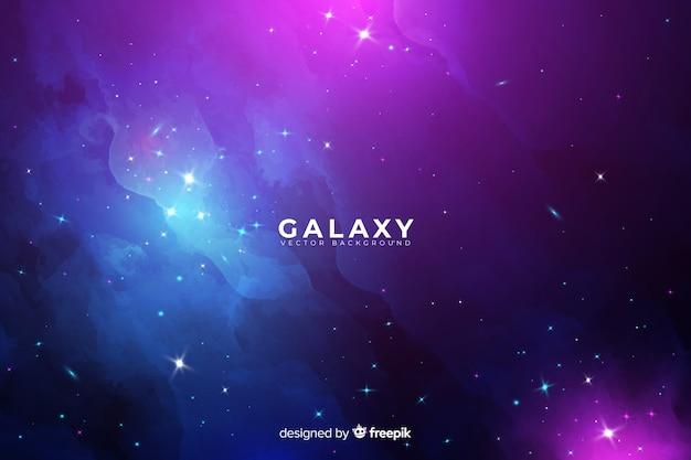 Abstrakcjonistyczny galaktyki tło