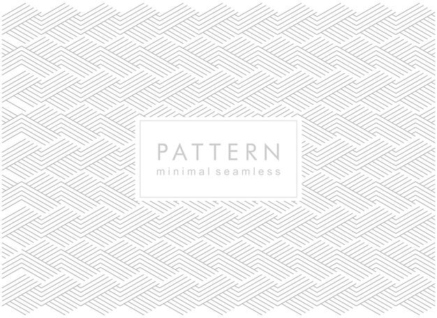 Abstrakcjonistyczny geometryczny kreskowy minimalny monochromu wzoru tło