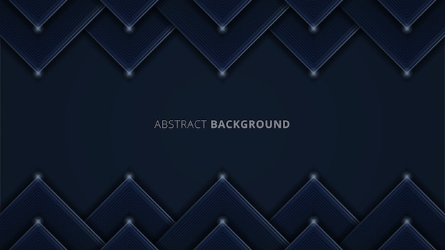 Abstrakcjonistyczny geometryczny kształta wzoru tło