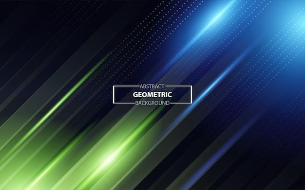 Abstrakcjonistyczny gradient z lekkim tłem