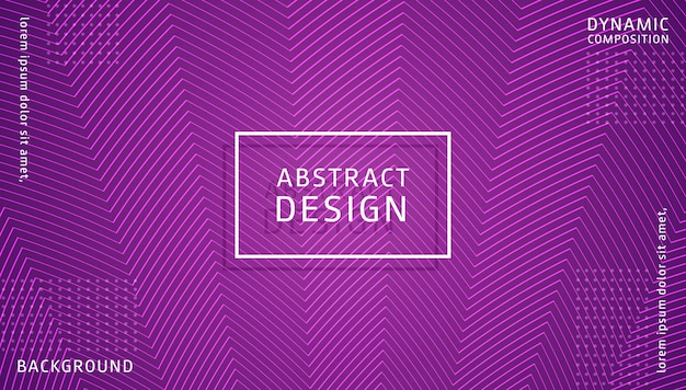 Abstrakcjonistyczny gradientowy dynamiczny tło szablon