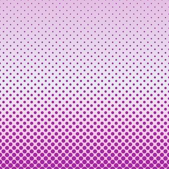 Abstrakcjonistyczny gradientowy halftone kropki wzoru tło