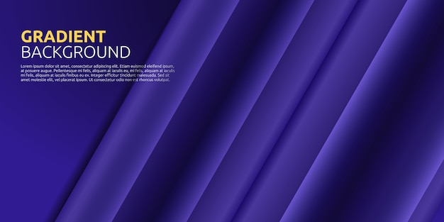 Abstrakcjonistyczny gradientowy purpurowy stipe tło