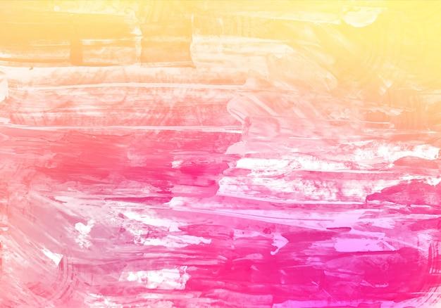 Abstrakcjonistyczny kolorowy akwareli tekstury tło