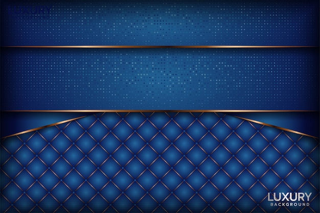 Abstrakcjonistyczny królewski błękitny tło