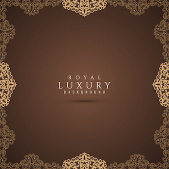 Abstrakcjonistyczny luksusowy piękny dekoracyjny tło