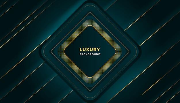 Abstrakcjonistyczny luksusowy tło z jarzeniowym halftone wzorem