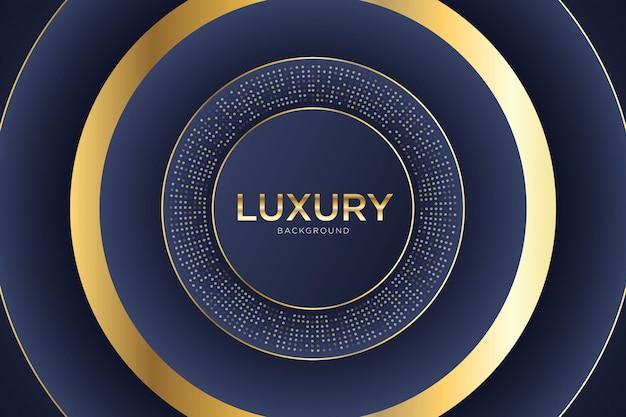 Abstrakcjonistyczny luksusowy tło z jarzeniowym halftone wzorem.