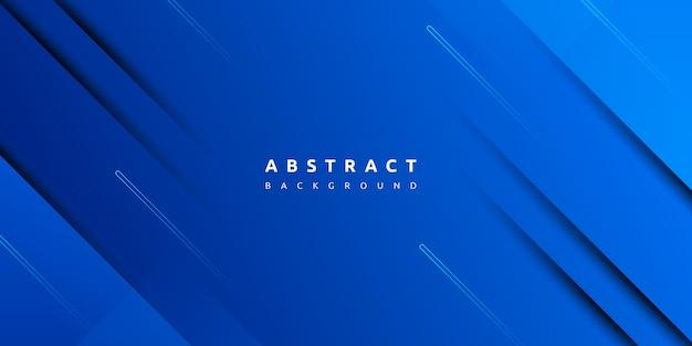 Abstrakcjonistyczny nowożytny gradientowy błękitny tło