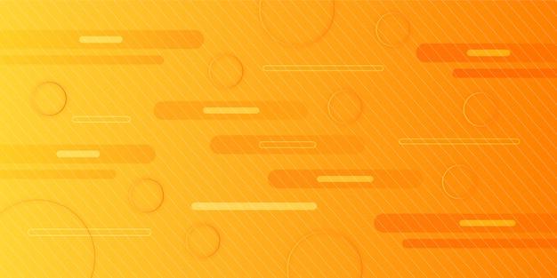 Abstrakcjonistyczny nowożytny zaokrąglony kształta tło