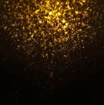 Abstrakcjonistyczny piękny błyszczący błyskotliwości tło