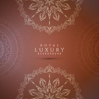Abstrakcjonistyczny piękny dekoracyjny luksusowy tło