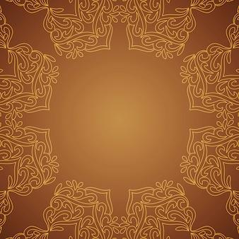 Abstrakcjonistyczny piękny luksusowy brown tło