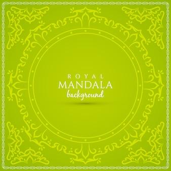 Abstrakcjonistyczny piękny zielony dekoracyjny luksusowy tło