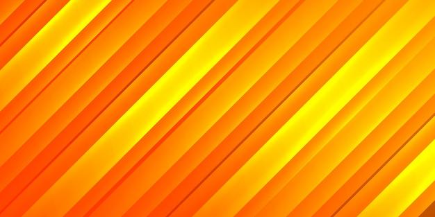 Abstrakcjonistyczny pomarańczowy gradient paskuje tło