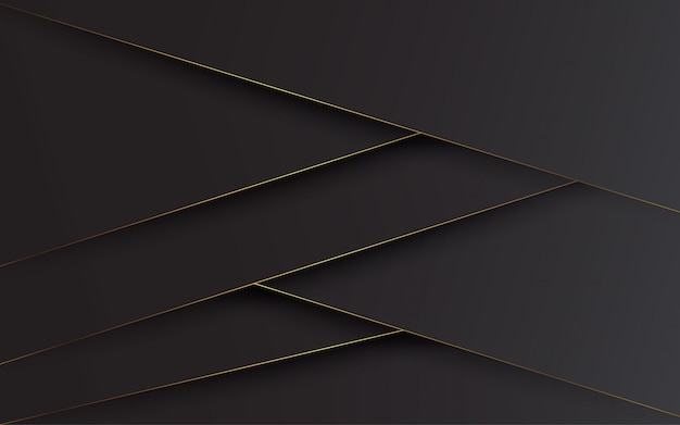 Abstrakcjonistyczny tła czerni koloru nowożytnego projekta minimalista