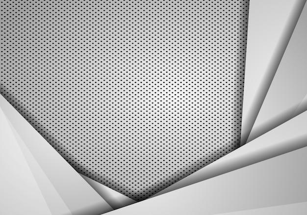 Abstrakcjonistyczny tło pokrywa się z kropki teksturą
