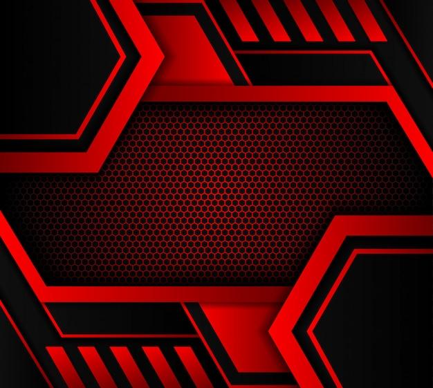 Abstrakcjonistyczny tło z geometrycznym wzorem
