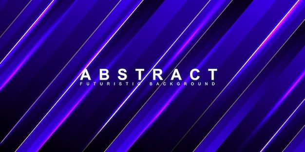 Abstrakcjonistyczny Tło Z Kolorową Purpurową Lampas Teksturą Premium Wektorów