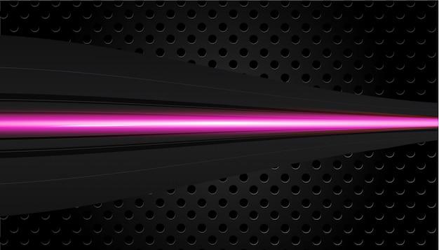 Abstrakcjonistyczny wektorowy graficzny broszurka projekta tło purpur i czerń
