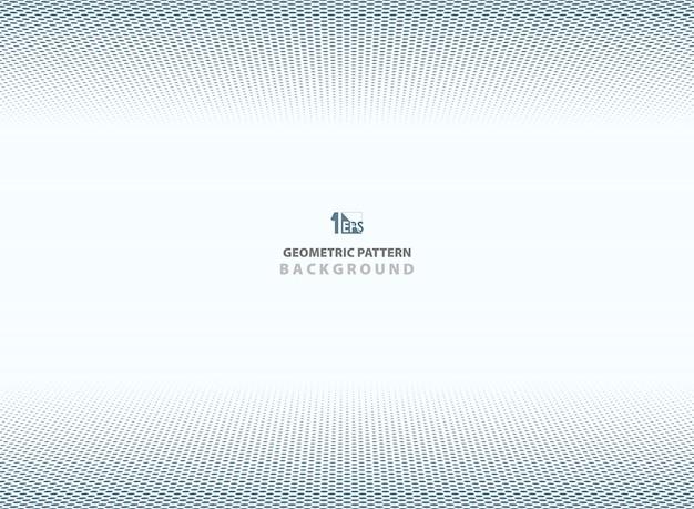 Abstrakcjonistyczny zmrok - błękitnej kropki wzoru geometryczny tło