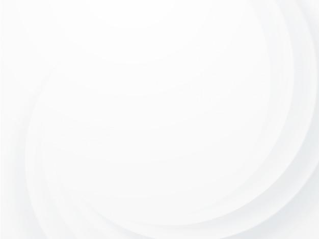 Abstrakcyjne białe tło, ilustracja wektora