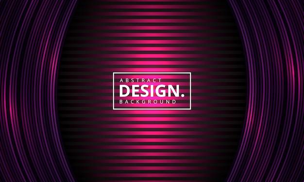 Abstrakcyjne fioletowe tło z linią teksturowaną tłem technologii