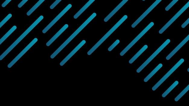 Abstrakcyjne, geometryczne, kształty turkusowy, turkusowy, czarny gradient tapeta tło wektor ilustracja.
