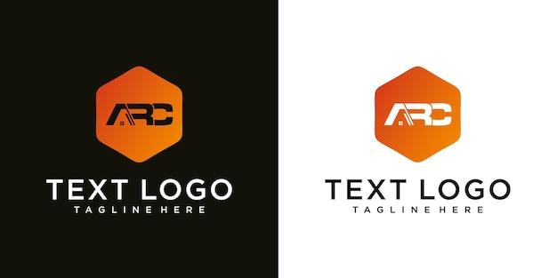 Abstrakcyjne ikony dla początkowej litery t ikona logo szablon projektu