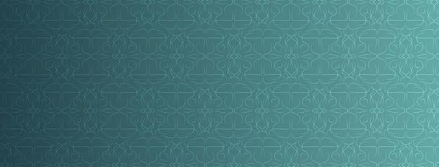 Abstrakcyjne, kształty, geometryczne, wzór, projekt, kolorowe, akwamaryn, węgiel gradientowy tapeta tło wektor ilustracja