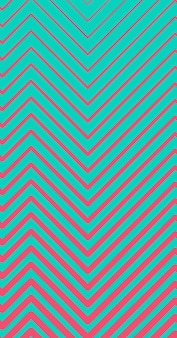 Abstrakcyjne, kształty niebiesko-zielone, tło tapety w kolorze fuksji