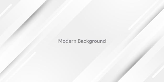 Abstrakcyjne minimalne białe tło
