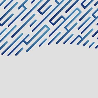 Abstrakcyjne nowoczesne kształty koło wielokolorowe niebieskie ciemnoniebieskie szare tło gradientowe tapety
