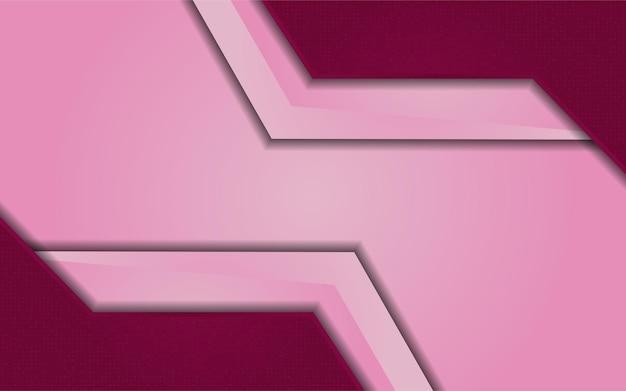 Abstrakcyjne połączenie gradientowego różowego tła z czerwonym