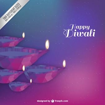 Abstrakcyjne tło szczęśliwy Diwali