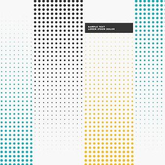 Abstrakcyjne tła z półtonów wzór