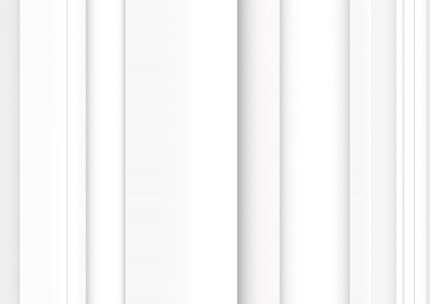 Abstrakcyjne tło. białe szare paski