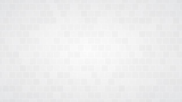 Abstrakcyjne tło kwadratów w odcieniach bieli