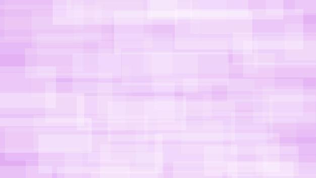 Abstrakcyjne tło półprzezroczystych prostokątów w kolorach białym i fioletowym