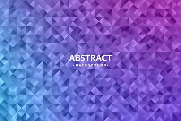 Abstrakcyjne tło. tapeta geometryczny wzór. kształt wielokąta.